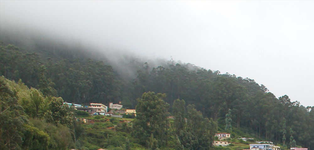 Budget hotels in ooty with tariff near railway station