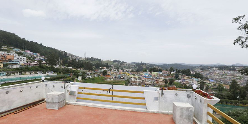 budget hotels in ooty