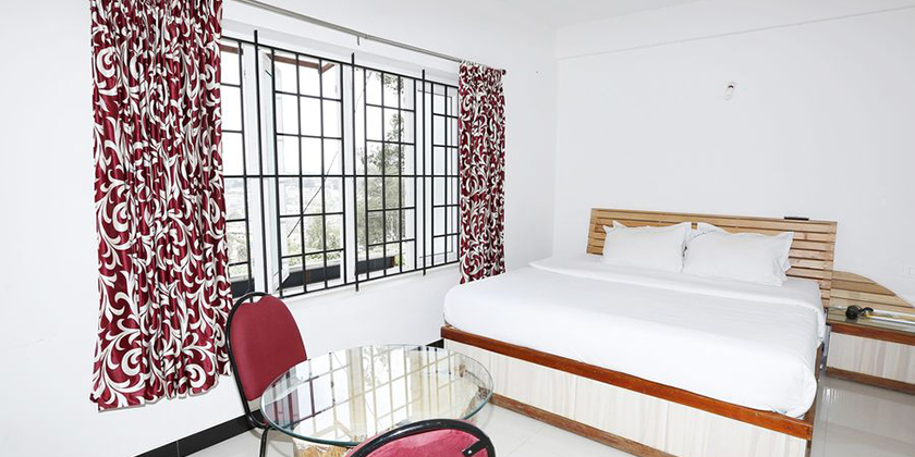 budget hotels in ooty with tariff